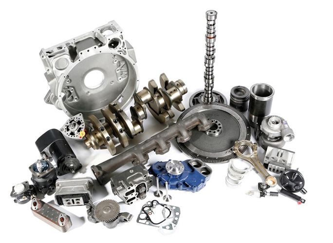 Locomotive Spare Parts : Mitsubishi spare parts engine spares